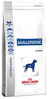 Лечебный корм для собак Royal Canin Anallergenic Dog - аллергия