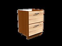 Кухонный блок ДСП нижний 400 на 2 ящика