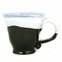 Чашка чайная керамическая ручной работы Большая 450мл 9566