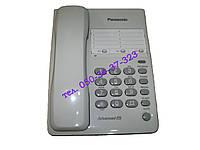 Телефон стационарный проводной Panasonic KX-TS2361UAW