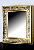 Зеркало в раме, настенное, 485х598 мм