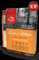 ORIJEN Cat and Kitten  1,8 кг  корм для кошек и котят всех пород
