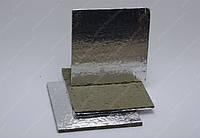 Базальтовый картон ТК-1-10 фольгированный (1180х850х10 мм)