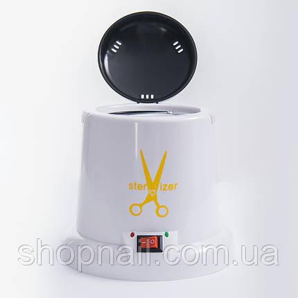Шариковый стерилизатор для маникюрных инструментов YM-9008B, фото 2