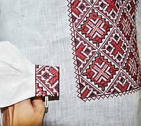 Вышиванки мужские, 100% натуральная ткань