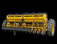 Planter-3.6-02 (сеялка СЗ 3.6) на редукторе с прикатными колесами