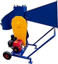 Измельчитель веток ЛАН 6,5 л.с.(бензиновый двигатель)