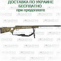 Пневматическая винтовка SPA B1400C (камо, сошки и ремень), 305 м/с