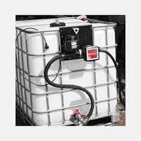 Топливозаправочный модуль на базе еврокуба