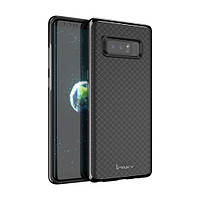 Чехол накладка IPAKY TPU + бампер PC для Samsung Galaxy Note 8 черный