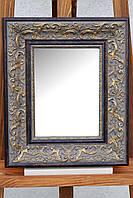 Зеркало в раме, настенное, 420х350 мм