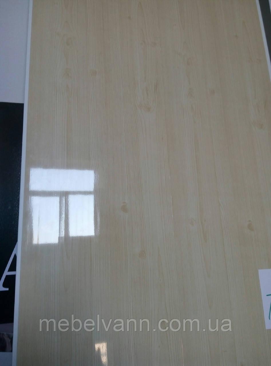 Панель ПВХ Panelit   0,25*6,0*0,008 (Д04 Сосна)