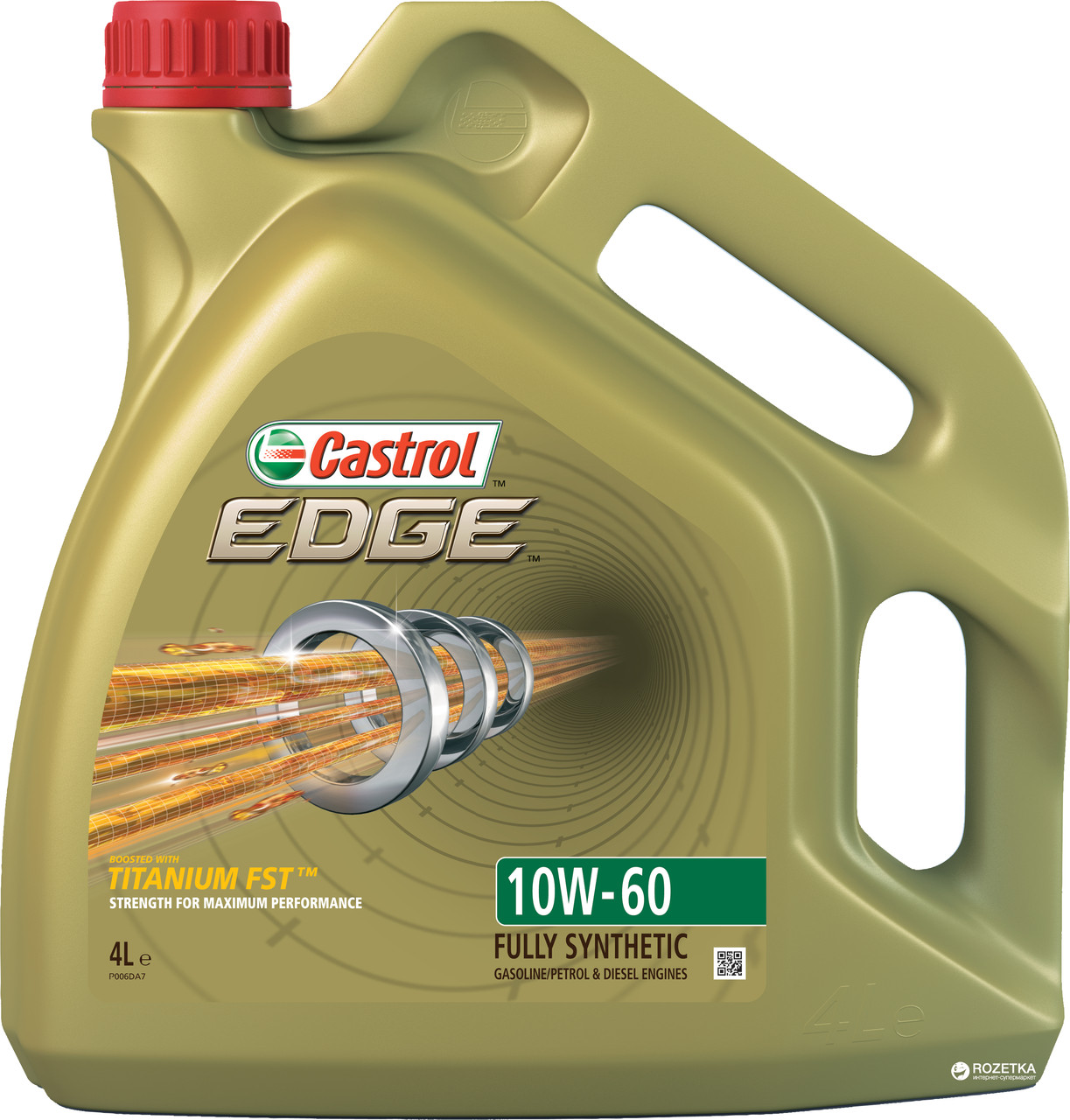 Масло Castrol Synthetic 10w60 4л