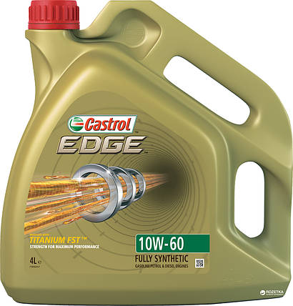 Масло Castrol Synthetic 10w60 4л, фото 2