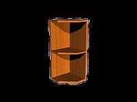 Кухонный блок ДСП верхний 300 угловые полки