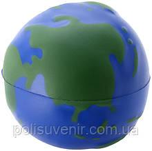 Антистрес в формі глобуса