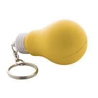 Брелок-антистресс лампа