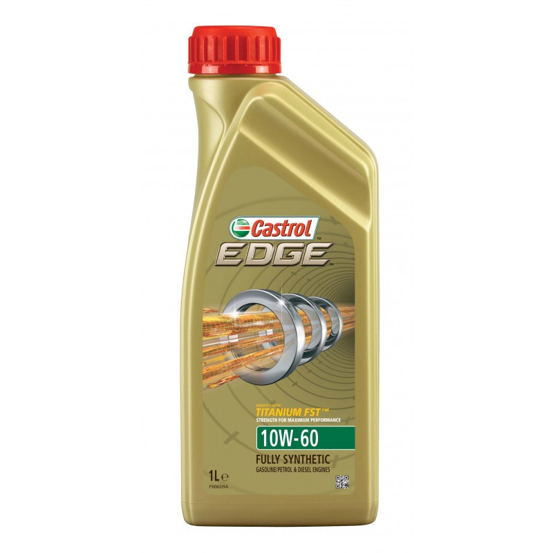 Масло Castrol 10w60 Synthetic 1л