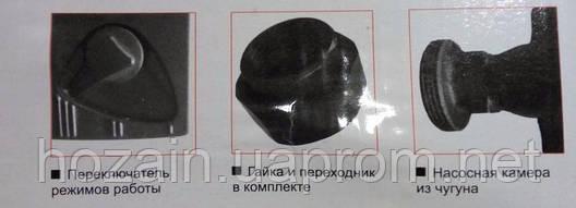 Насос циркуляционный ВЕКТОР ВНЦ-25-40, фото 2
