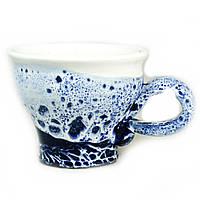 Чашка чайная керамическая ручной работы Маленькая 250мл 9573