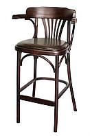 Мягкое барное кресло  Н-650 мм