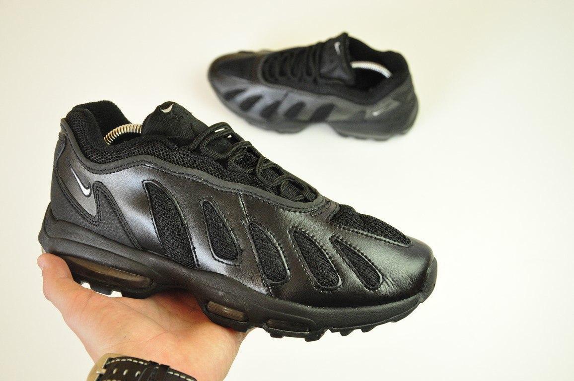 8ab672b6 Мужские кроссовки Air Max 96 Triple Black, цена 1 389 грн., купить в ...