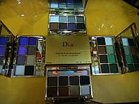 Тени для век Dior 8в1
