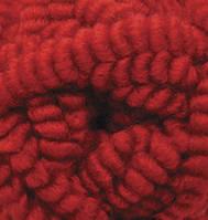 Пряжа Alize FASHION BUCKLE красный №56 полушерсть для ручного вязания