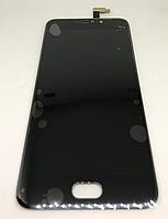 Оригинальный дисплей (модуль) + тачскрин (сенсор) для UMi Plus (черный цвет)