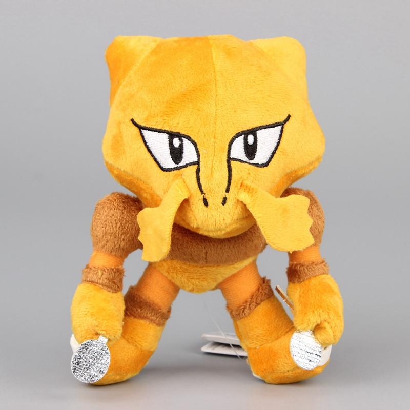 Плюшевая мягкая игрушка Покемон Алаказам (alakazam)