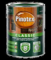 Эффективная декоративнаяпропитка для защиты древесиныPinotex Classic