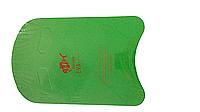 Доска для обучения плаванию Dolvor EVA Float (зеленый)