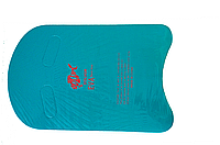 Доска для обучения плаванию Dolvor EVA Float (голубой)