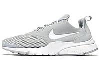 Мужские кроссовки Nike Air Presto Fly Grey