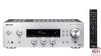 Pioneer SX-N30DAB сетевой стерео ресивер Silver Серебряный