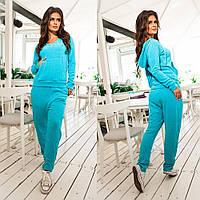 Женский спортивный костюм (42-46) — ангора  от компании Discounter.top