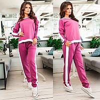 Женский спортивный костюм (42-44, 44-46) — трехнитка купить оптом и в Розницу в одессе 7км