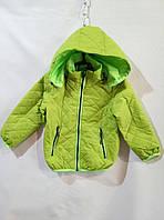Детская куртка (3-7 лет) — купить по низкой цене оптом со склада в одессе 7км