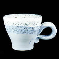 Чашка кофейная керамическая ручной работы Большая 180мл 9579