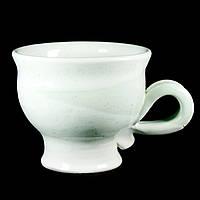Чашка кофейная керамическая ручной работы Большая 180мл 9581
