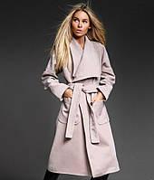 Стильное кашемировое пальто S M L XL