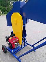 Измельчитель веток ЛАН 6,5 л.с.(бензиновый двигатель), фото 3