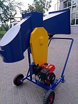 Измельчитель веток ЛАН 13 л.с.(бензиновый двигатель), фото 3