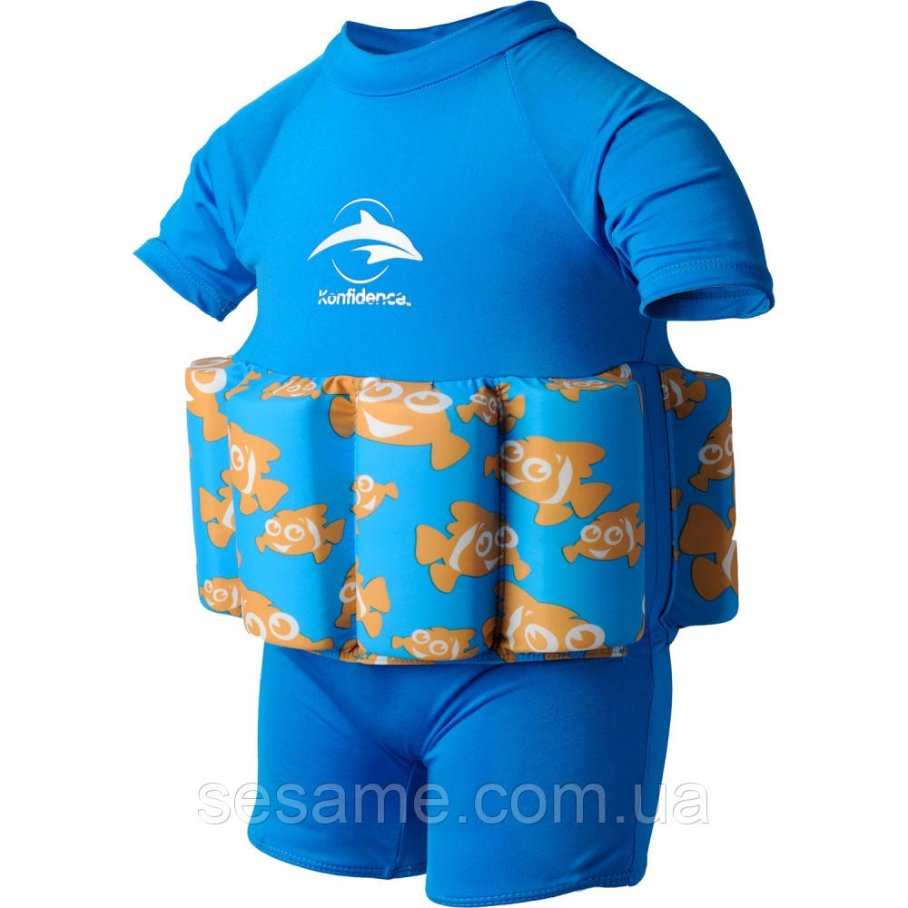 Купальник-поплавок Konfidence Floatsuits, Clownfish (FS03)