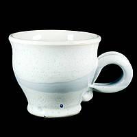 Чашка кофейная керамическая ручной работы Большая 180мл 9583