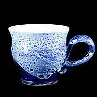 Чашка кофейная керамическая ручной работы Большая 180мл 9584