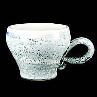 Чашка кофейная керамическая ручной работы Большая 180мл 9585