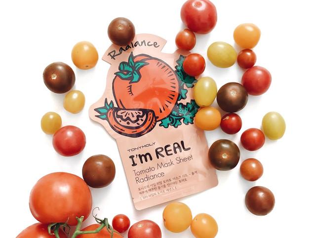 TONYMOLY I'm real Tomato