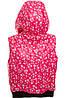 Теплая детская жилетка для девочки (98-140), фото 3