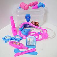 Детский набор доктора Холодное Сердце в чемоданчике, фото 1
